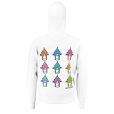 The Ultimate Business Fish Hoodie back
