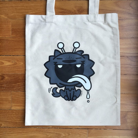 Martin Hsu's Dragon Dog Tote Bag by PowerCore
