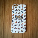 Battle Tails Mini Mash-Up iPhone 6 Phone Case