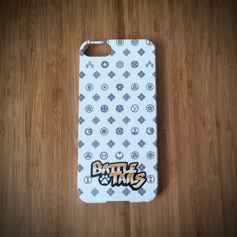 Classy Battle Tails iPhone 5 Case