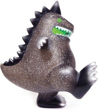 T-Con the Toyconosaurus - Black Glitter - Toycon UK 2014 Edition