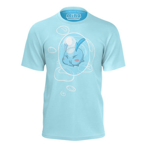 MinoMonsters Alfons Bubble Shirt front