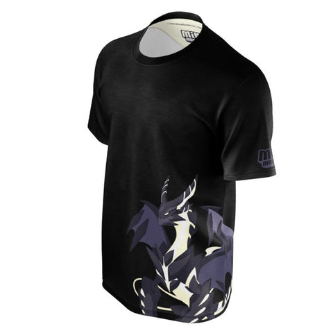 Black Hole Ragnarath MinoMonsters Shirt tilted