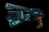 Psycho Pass Real Transforming Dominator Gun