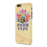 Grub Life MinoMonsters iPhone 6+ Case