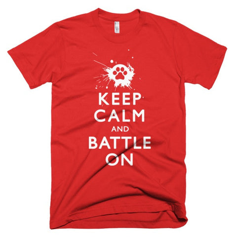 Keep Calm! Battle Tails Shirt