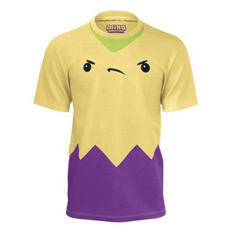 Angry Leafums MinoMonsters Shirt front