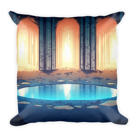 Patio MinoMonsters Magic Pool Pillow front
