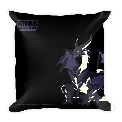 Glaring Ragnarath MinoMonsters Pillow front