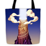 Elite Tier MinoMonsters Tote Bag front