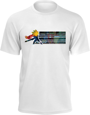 Swordmaster vs Monsters Tap Titans 2 Shirt