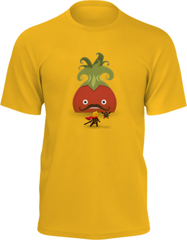 Tomatoman Monster Tap Titans 2 Shirt