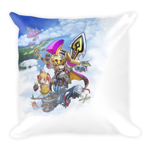 Air Ship Buddy Rush Pillow front