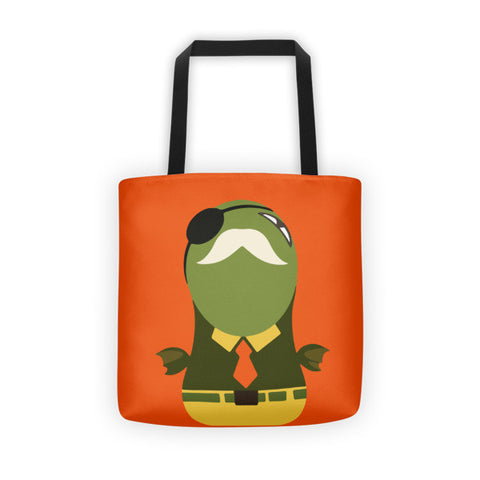 Dapper Don Tap Titans Tote Bag