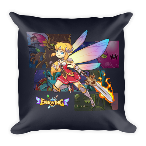 EverWing Alice and Bosses Pillow