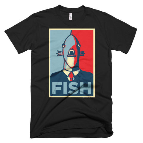 Hope For Every Man Business Fish Shirt