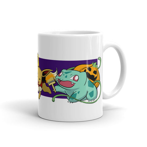 Halloween Pokemon Mug