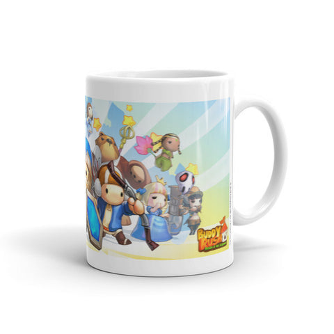 All the Buddies Buddy Rush Mug right side