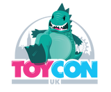 T-Con the Toyconosaurus - Ice - Toycon UK 2015 Edition