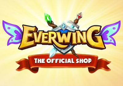 The grand opening of the official Everwing shop!