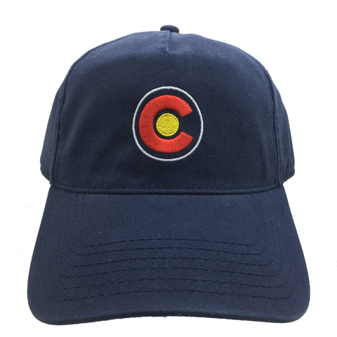 Colorado Hat Dad Hat Colorado Cap