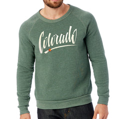 Colorado Flag Apparel Colorado Sweatshirt