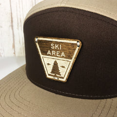 Ski Area Hat Ski Area Sign Hat Colorado Gifts