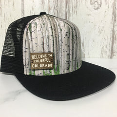 Welcome to Colorful Colorado Hat