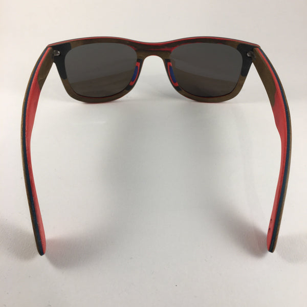Colorado Sun Glasses Polarized Wood