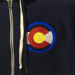 Colorado Clothing Embroidered Colorado Hoodie