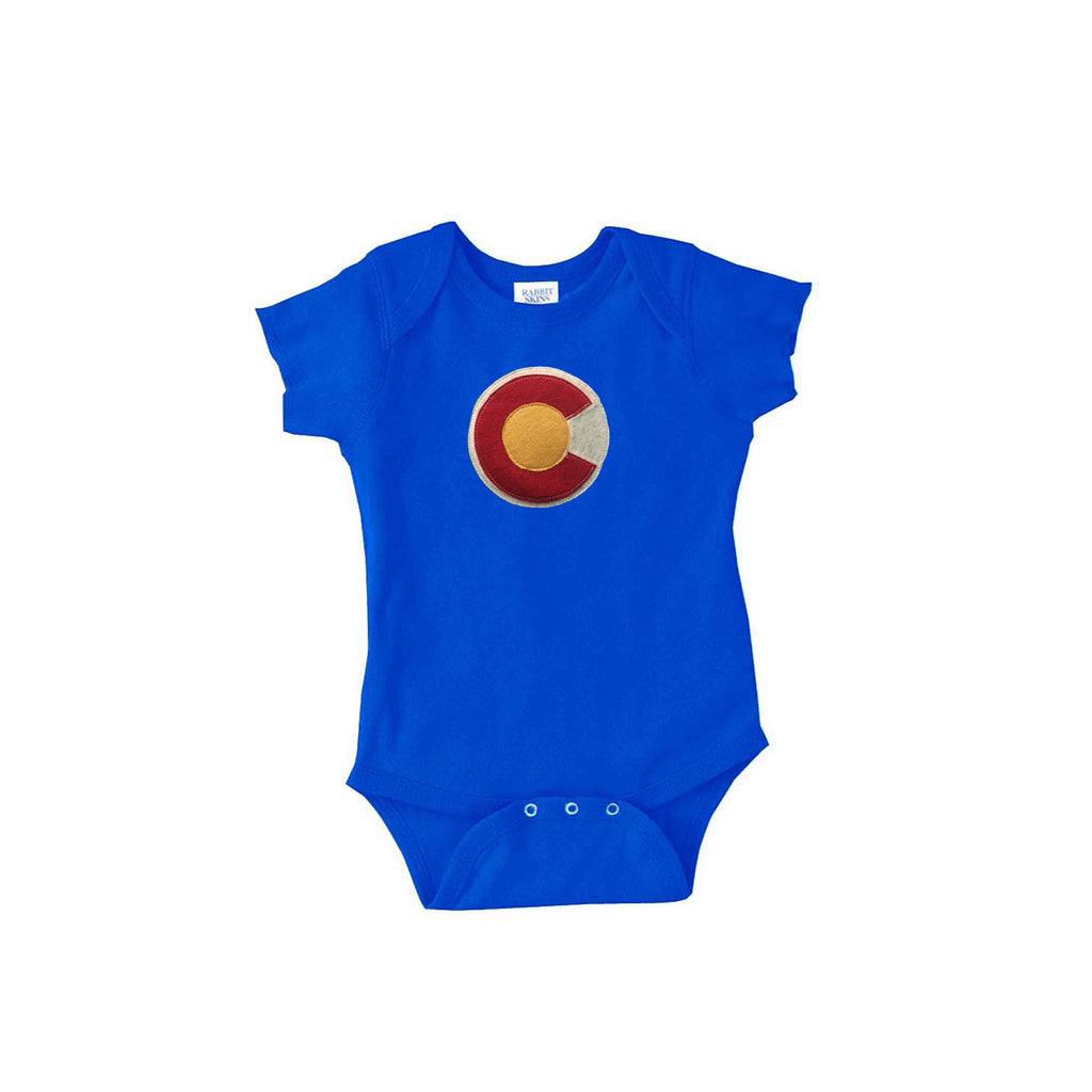 Colorado Gifts Colorado Infant Baby Onsies Bodysuit