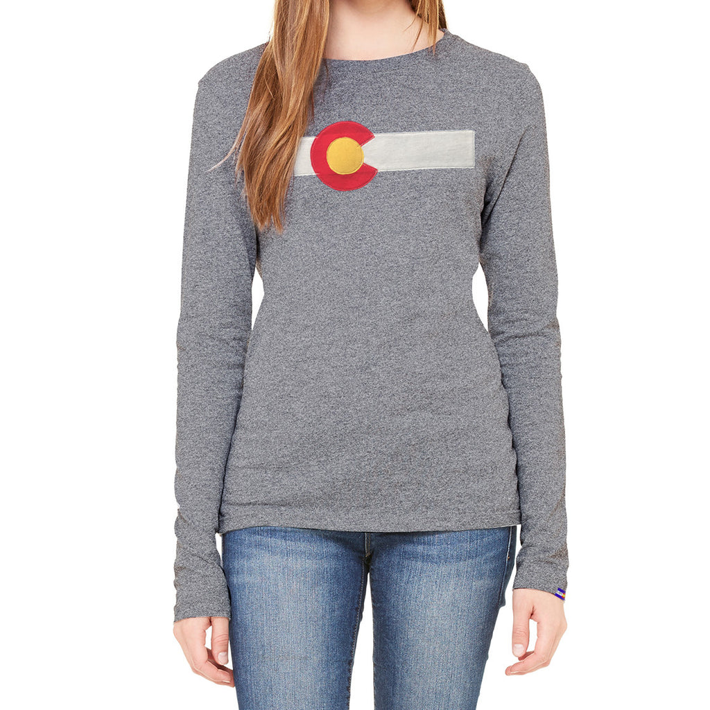 Colorado Tees Long Sleeve Colorado Shirt