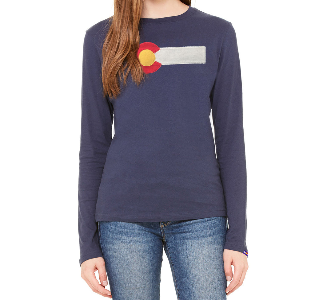 Colorado Long Sleeve T-Shirt by Colorado Clothing