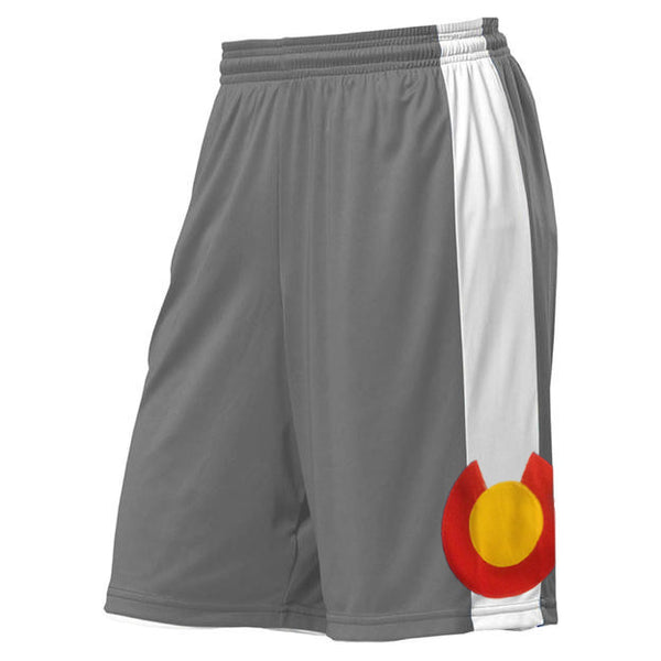 Men's Colorado Basketball Short (Reversible)