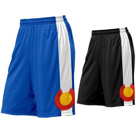 Colorado Athletic Shorts Colorado Shorts
