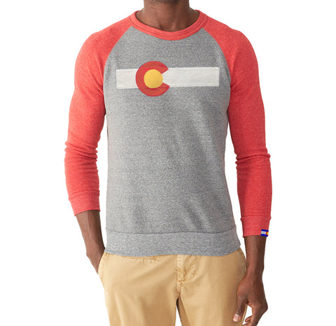 Classic Colorado Sweatshirt by Colorado Clothing