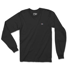 Minimalist Colorado Flag Long-Sleeve