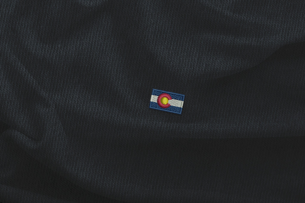 Minimalist Colorado Flag T-Shirt