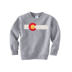 Toddler Colorado Gifts Colorado Sweatshirts