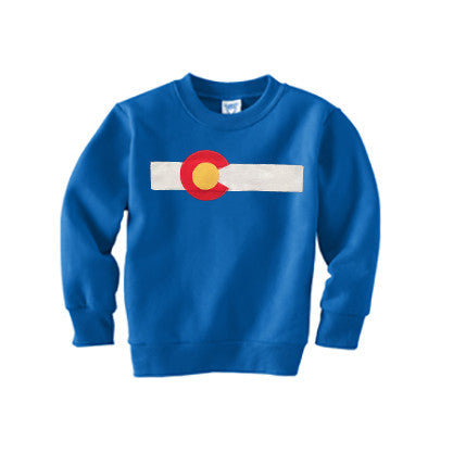 Toddler Colorado Sweatshirt