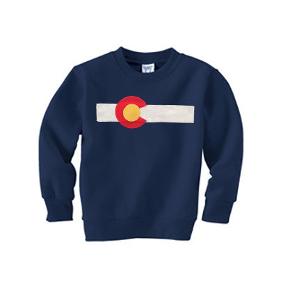 Colorado State Sweatshirt Colorado Themed Gifts