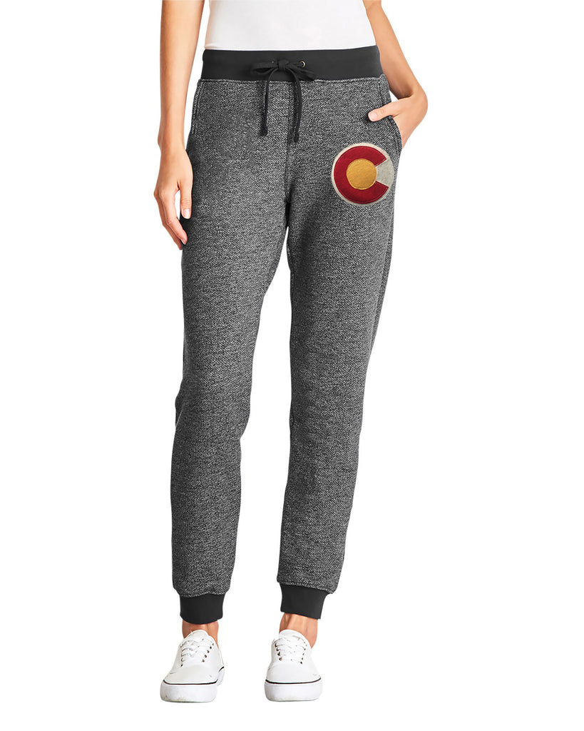 Colorado Jogger Sweatpants Women's Black