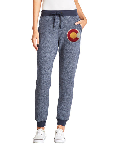 Colorado Sweatpants Women's Jogger Navy