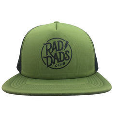 Rad Dads Club Foam Trucker Hat