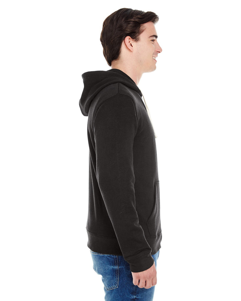Colorado Hoodie side black