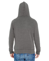 Colorado Hoodie back grey