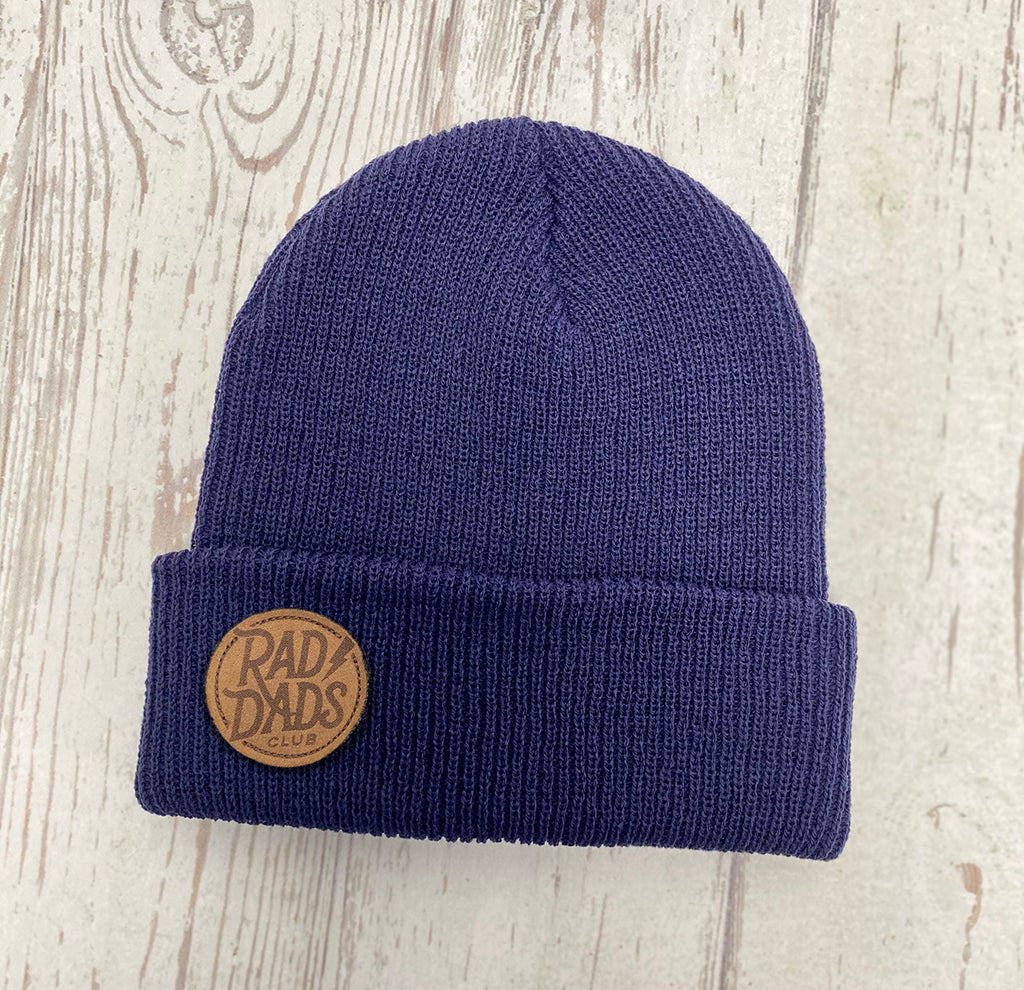 Rad Dads Club Cuffed Beanie