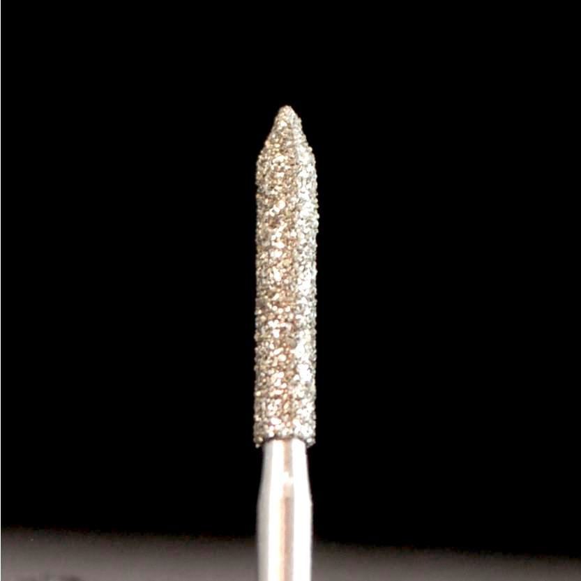 FG Cylinder - Pointed Multi-Use Burs