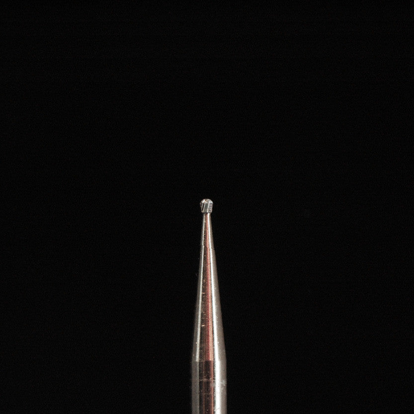 A&M Instruments FG Carbide Dental Bur 0.25mm Ball - FGCAR0.25 - A & M Instruments Quality Diamond Tools