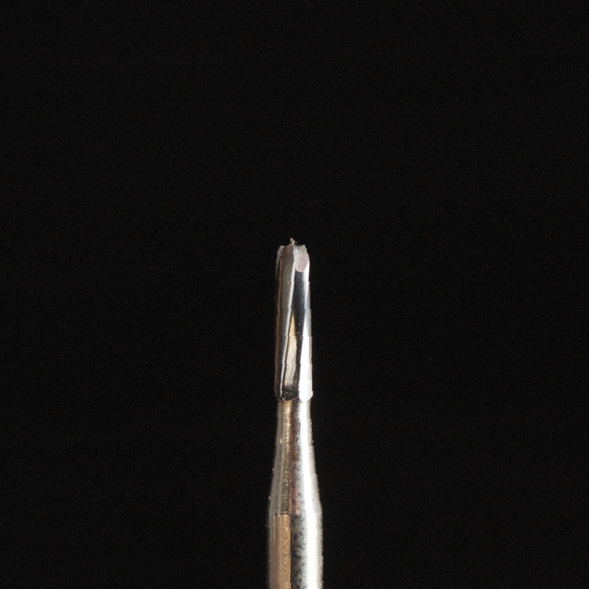 A&M Instruments FG Carbide Dental Bur 1.0mm Round End Fissure Crosscut - FGCAR1557 - A & M Instruments Quality Diamond Tools